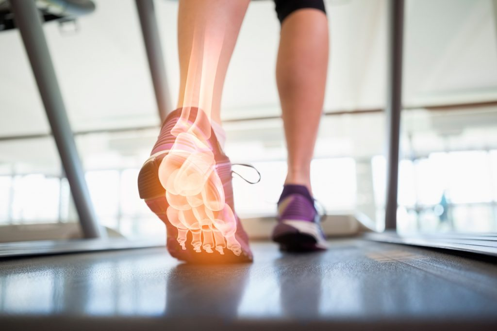 Cuidar los pies del deportista