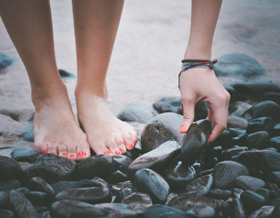 pies verano