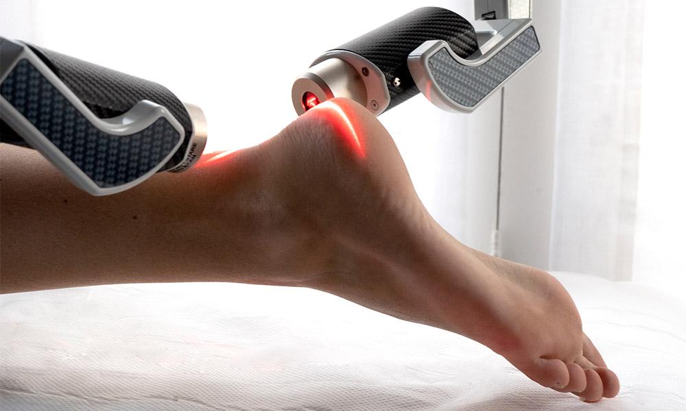 laser pie dolor